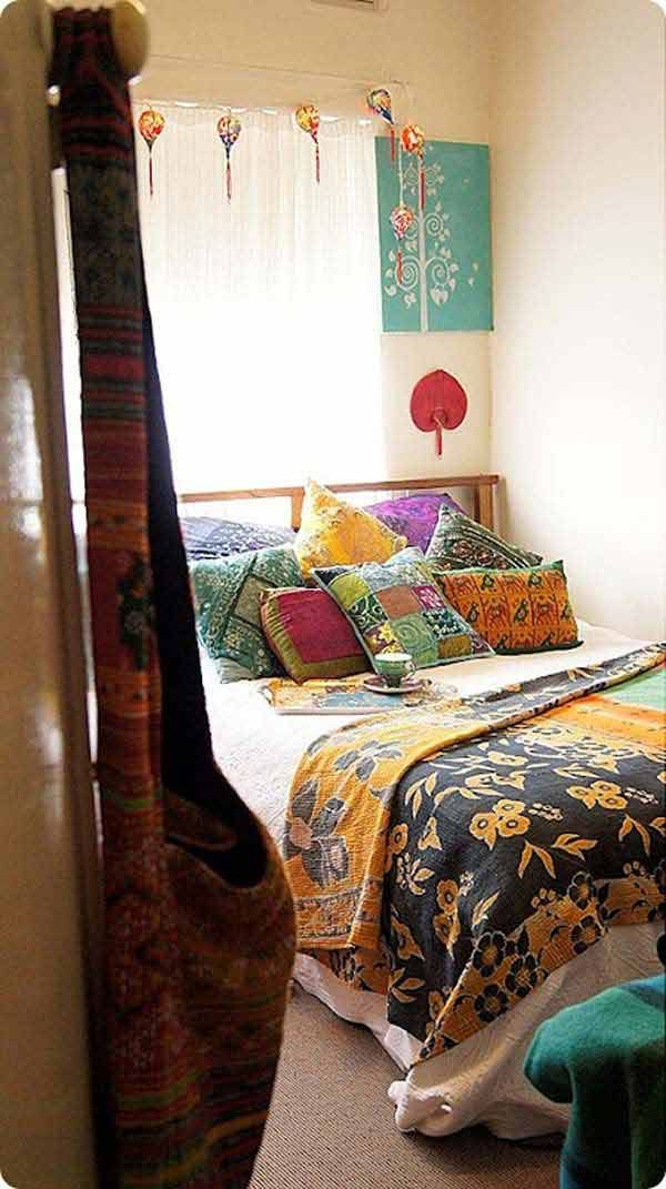 Best 35 Charming Boho Chic Bedroom Decorating Ideas Ikea This Month