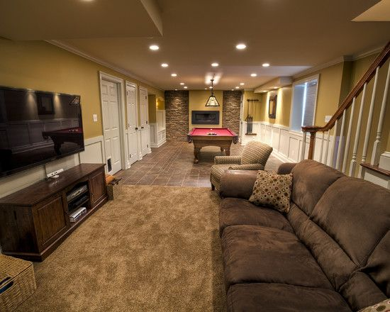 Best Basement Design Ideas For Long Narrow Living Rooms Design This Month