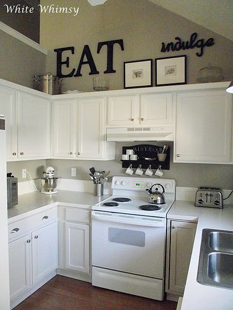 Best 25 Best Ideas About Above Cabinet Decor On Pinterest This Month