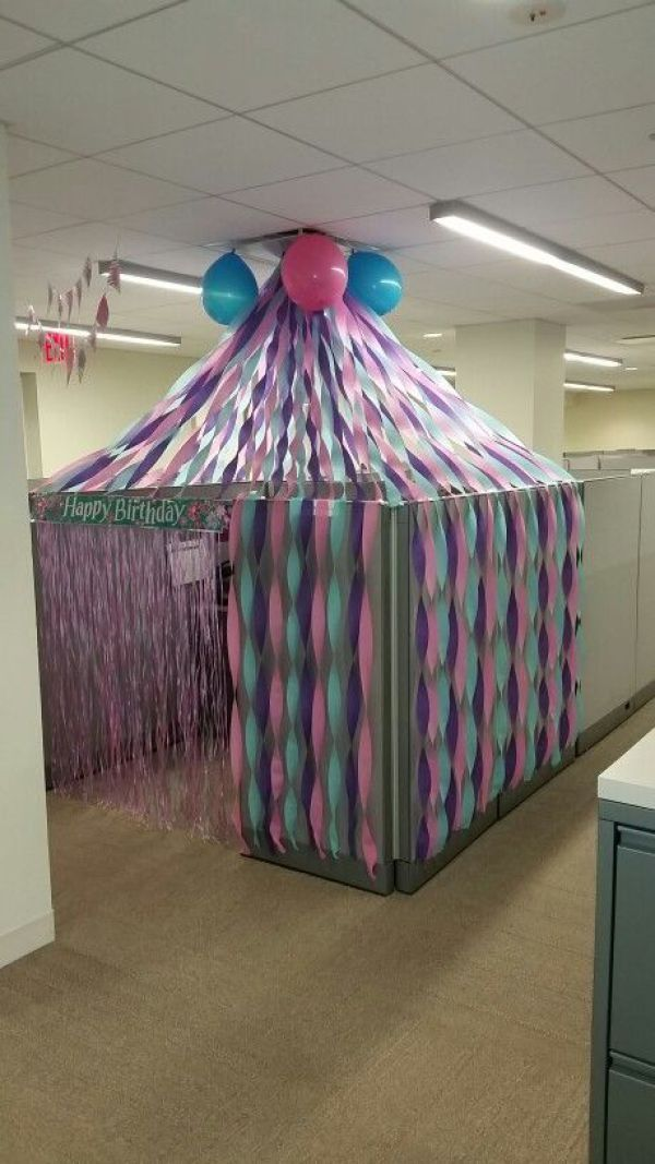 Best 5 Birthday Cubicle Decorations For Your Office Bestie's This Month