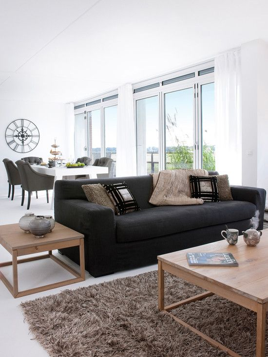 Best 25 Best Ideas About Black Couch Decor On Pinterest This Month