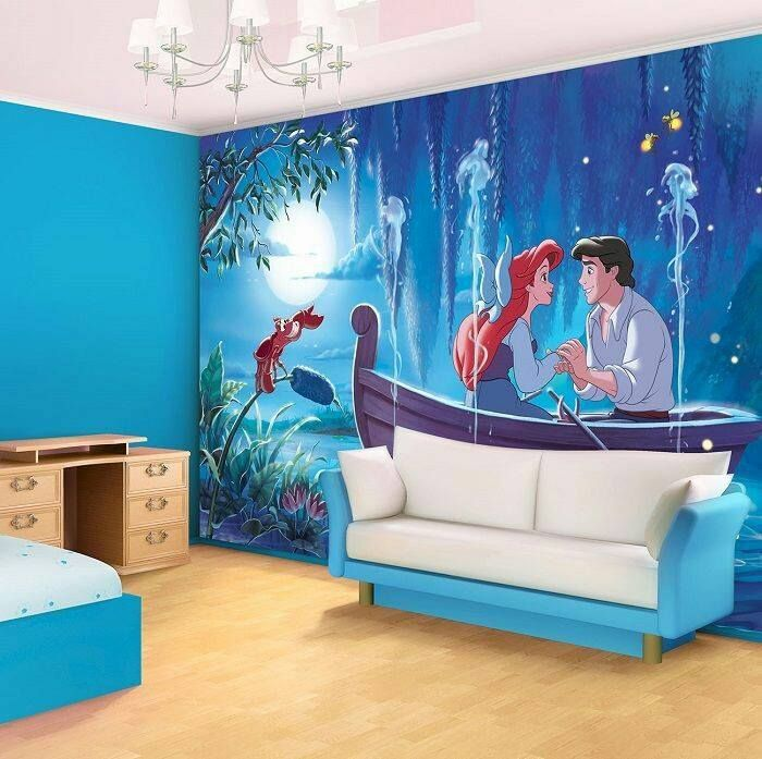 Best 17 Best Ideas About Little Mermaid Room On Pinterest This Month