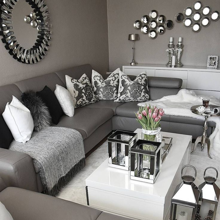 Best 25 Silver Living Room Ideas On Pinterest Silver This Month