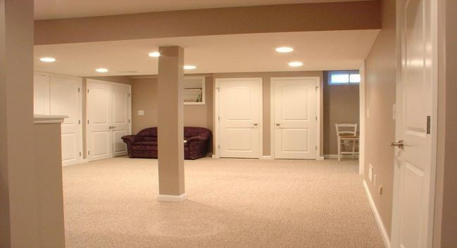 Best Finished Basement Ideas On A Budget Basement Finishing This Month