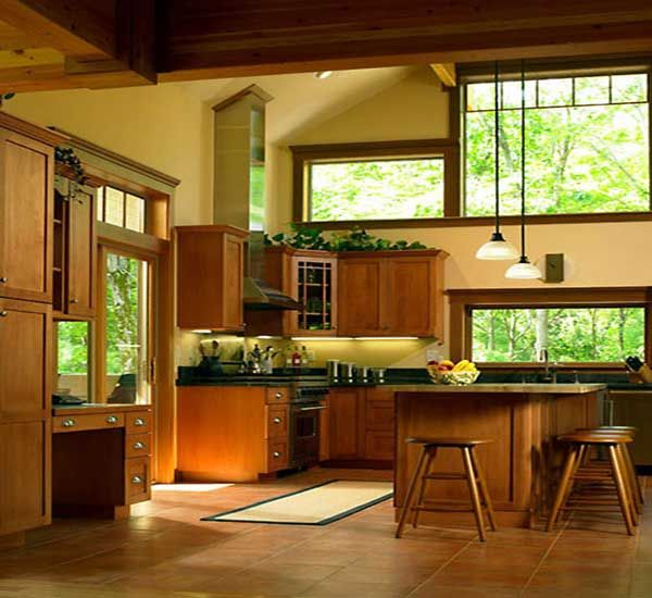 Best 1000 Ideas About Craftsman Style Kitchens On Pinterest This Month