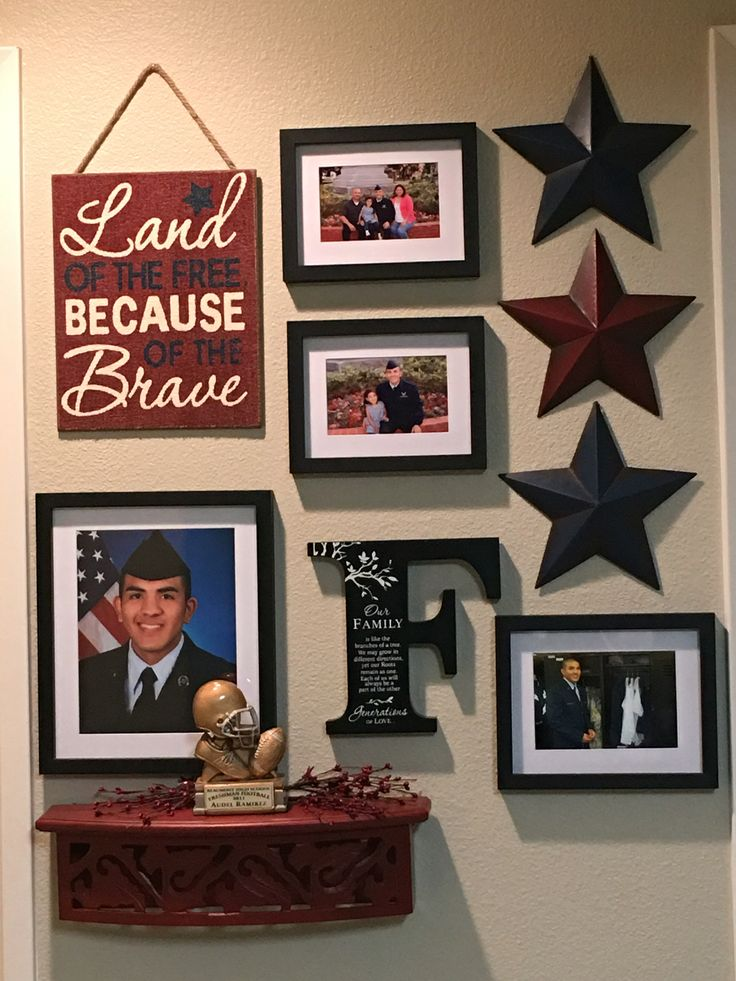Best 25 Army Decor Ideas On Pinterest Military Shadow This Month