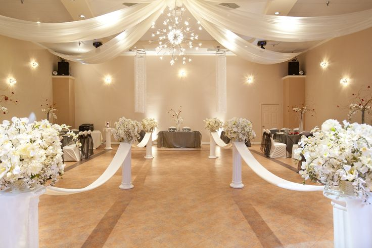 Best Wedding Hall Decor A Anniversary Wedding Elegant Party This Month