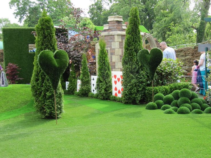 Best 17 Best Images About Alice In Wonderland Garden Ideas On This Month