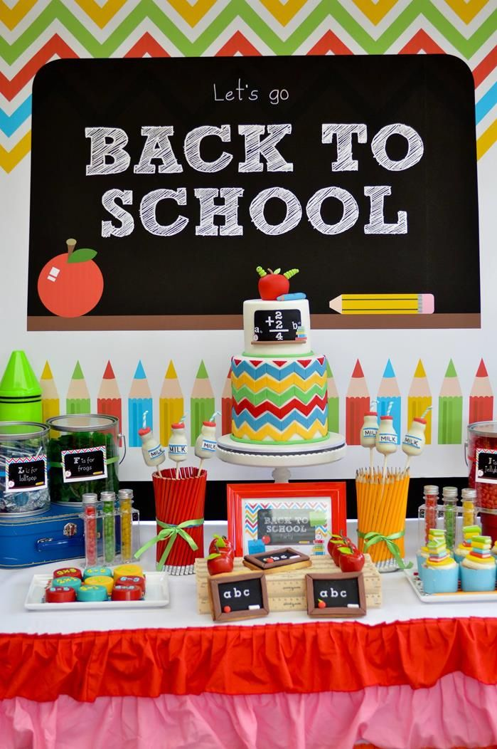 Best 339 Best Images About Back To School Party Ideas Back To This Month