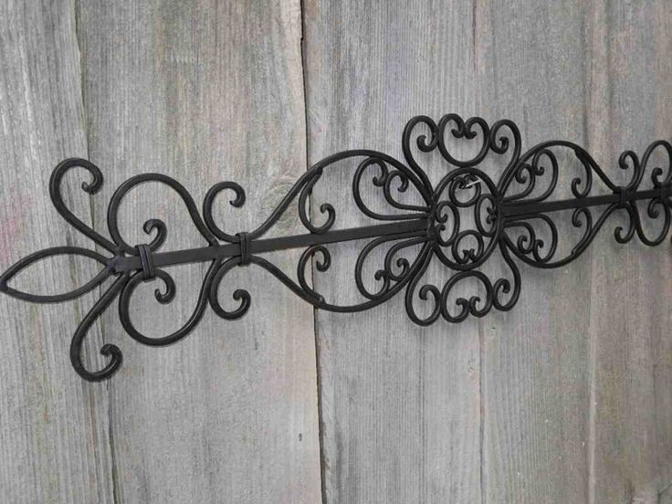 Best 1000 Ideas About Iron Wall Decor On Pinterest Iron This Month