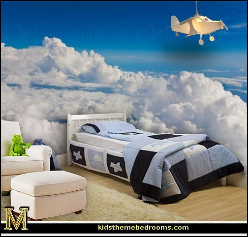 Best Decorating Theme Bedrooms Maries Manor Airplane Theme This Month