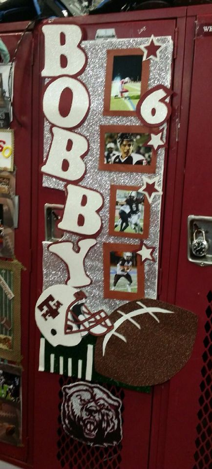 Best 25 Best Ideas About Locker Room Decorations On Pinterest This Month