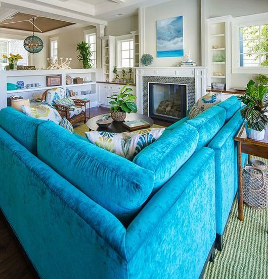 Best 25 Best Ideas About Blue Sofas On Pinterest Blue Living This Month