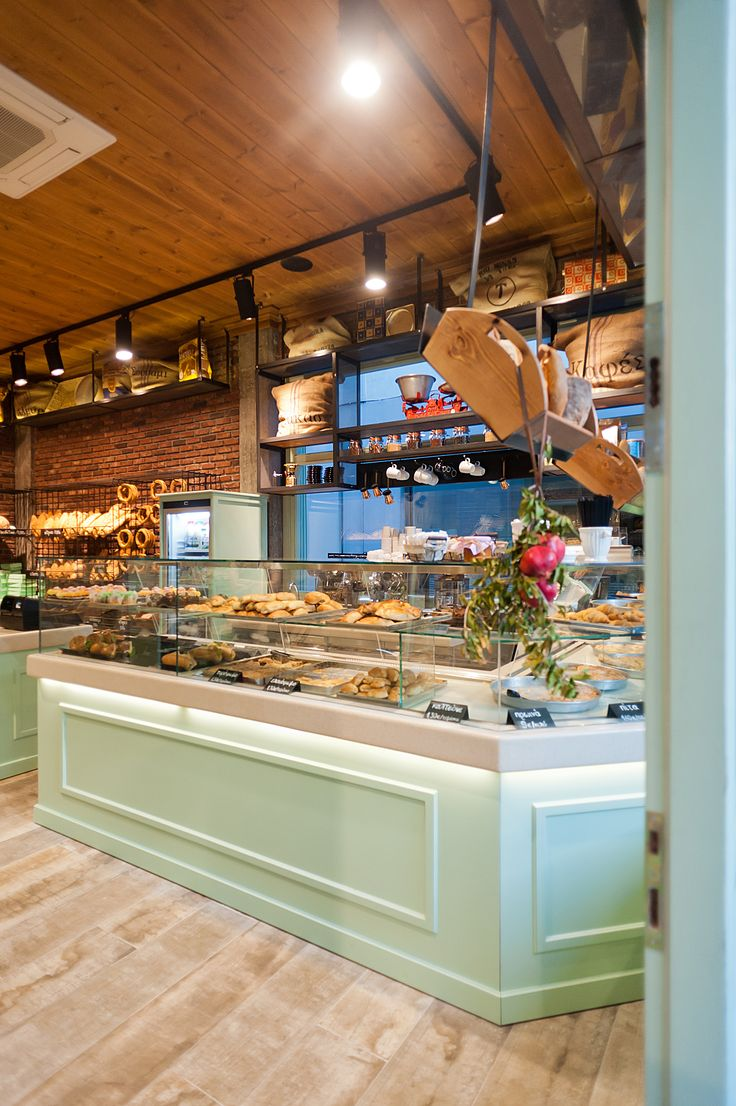 Best Kogias Bakery Interior Design Constantinos Bikas This Month