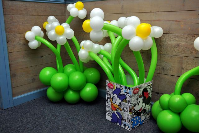 Best 119 Best Images About Balloons Without Helium On Pinterest This Month