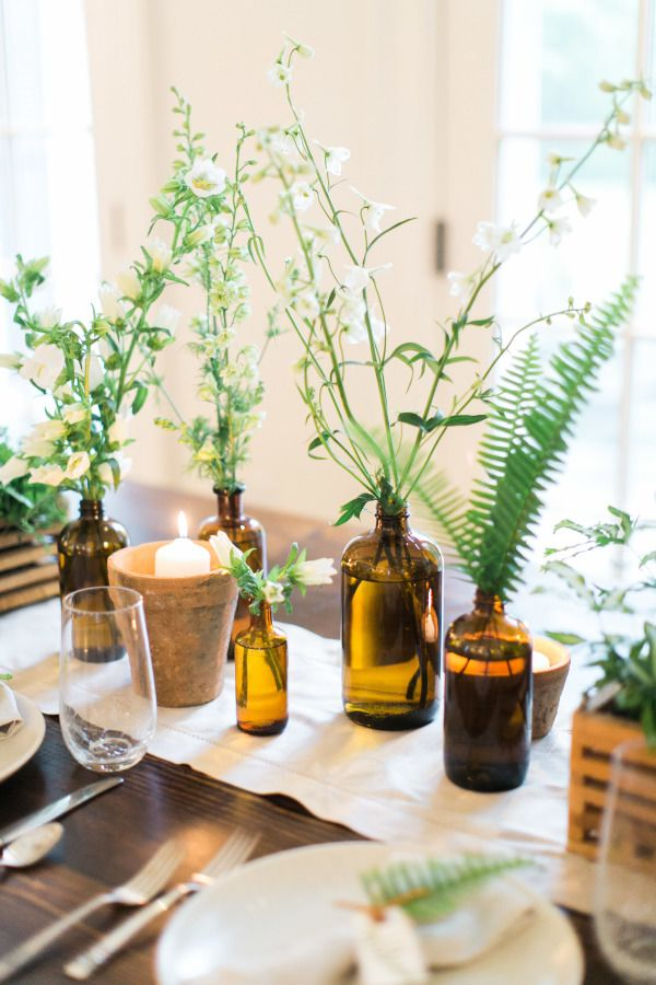 Best 17 Best Ideas About Dining Table Decorations On Pinterest This Month
