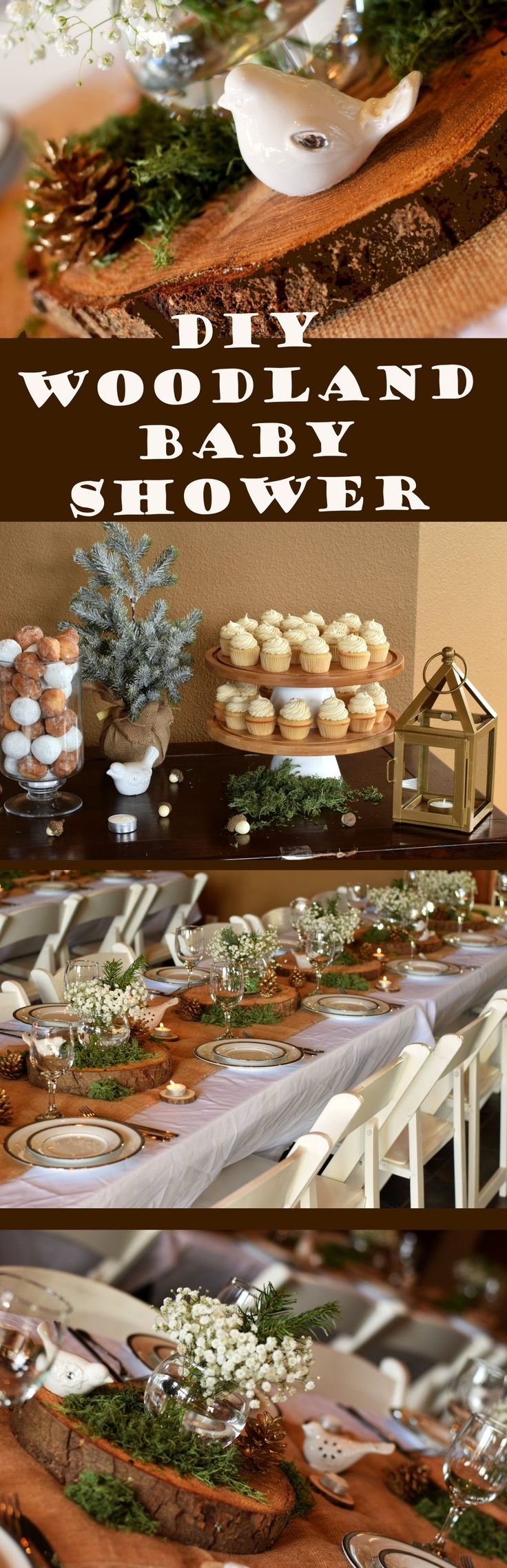 Best 25 Best Ideas About Woodland Baby Showers On Pinterest This Month