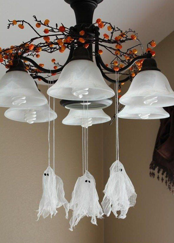 Best 20 Homemade Halloween Decorations Ideas On Pinterest This Month