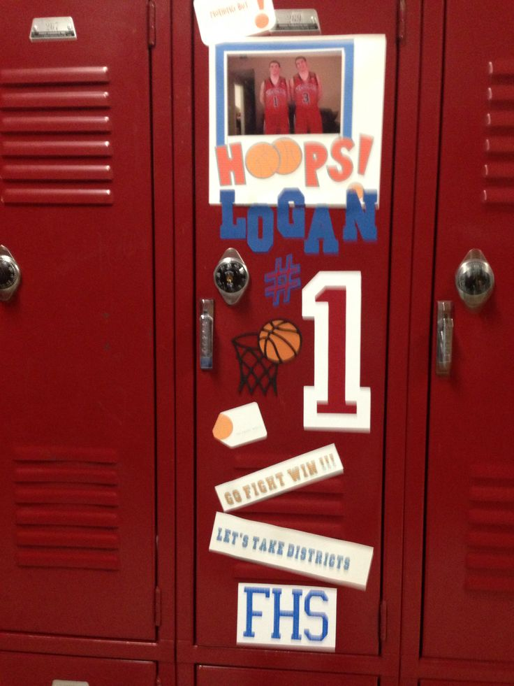 Best 17 Best Images About Basketball Lockers On Pinterest This Month