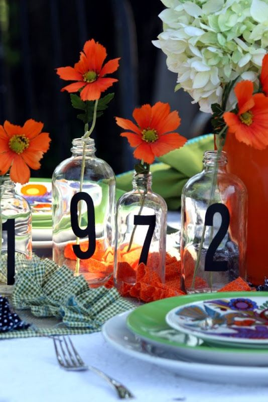 Best 25 Best Ideas About 40Th Birthday Centerpieces On This Month
