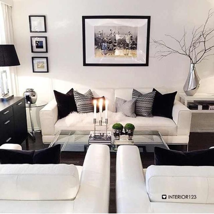 Best 1000 Ideas About Black Living Rooms On Pinterest Black This Month