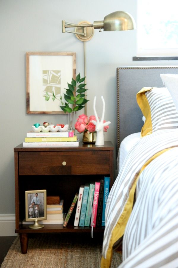 Best 438 Best Nightstand Decor Images On Pinterest This Month