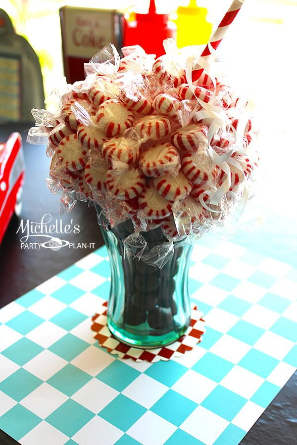 Best 49 Best Images About 50S Theme On Pinterest Centerpieces This Month