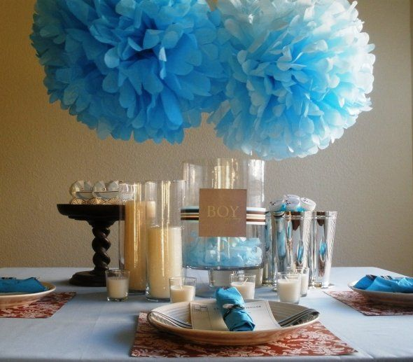 Best This Elegant Blue And Brown Baby Shower Made Use Of Items This Month