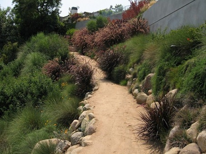 Best Decomposed Granite Pathway At Brentwood Property Lined This Month