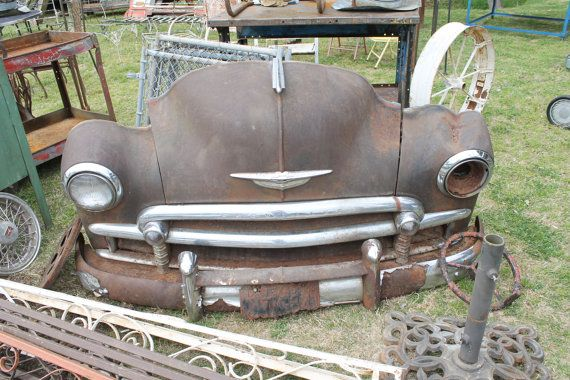 Best Vintage Industrial Salvage Car Parts Furniture Home Decor This Month