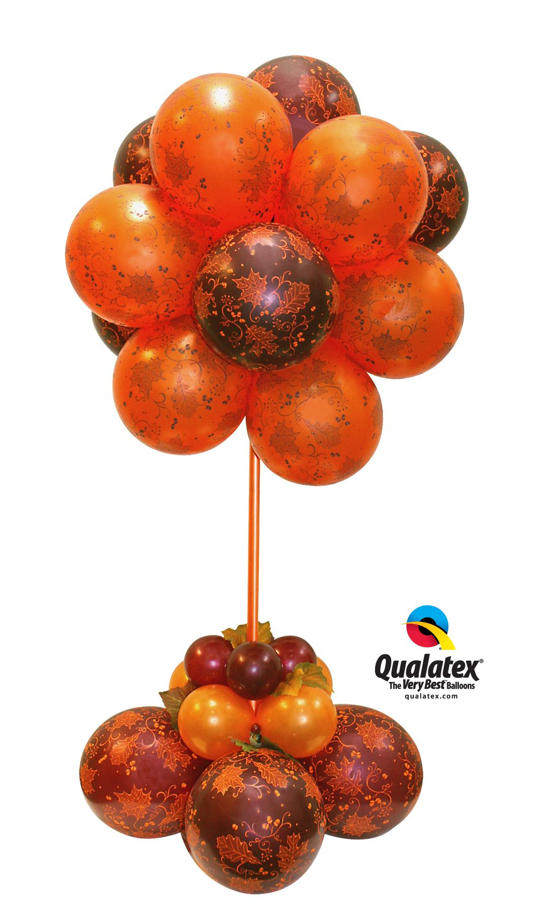 Best This Beautiful Classic And Elegant Balloon Centerpiece Is This Month