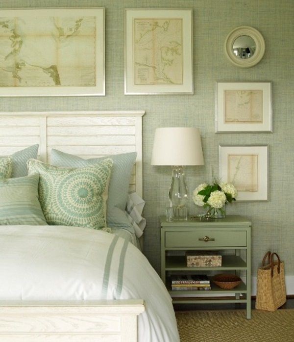 Best Sage And Blue Bedroom Decorating Ideas To Enhance The This Month