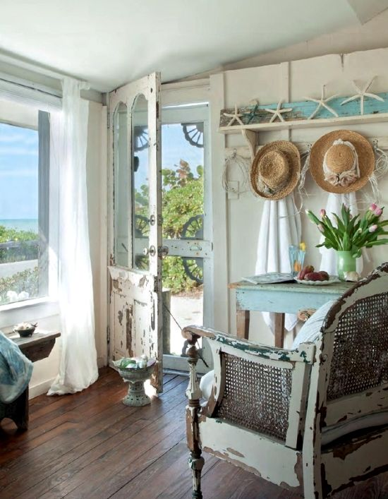 Best Shabby Chic Beach On Pinterest Florida Decorating Beach This Month