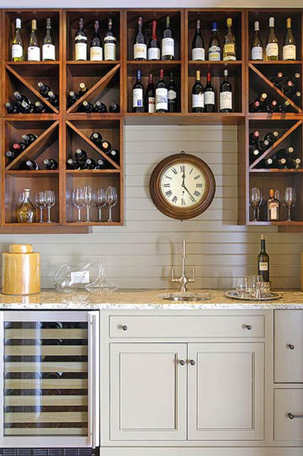Best Wine Bar Decorating Ideas Home Wet Bar Wine Storage Wine This Month