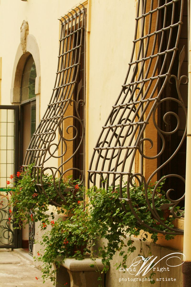 Best I So Love These Antique Iron Window Guards In Italy This Month