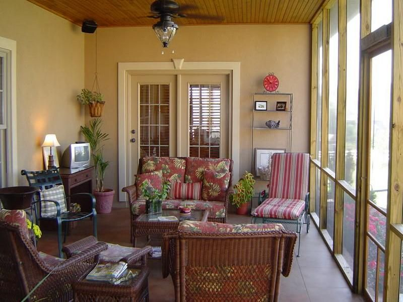 Best Back Porch Decorating Ideas Screened Porch Decorating This Month