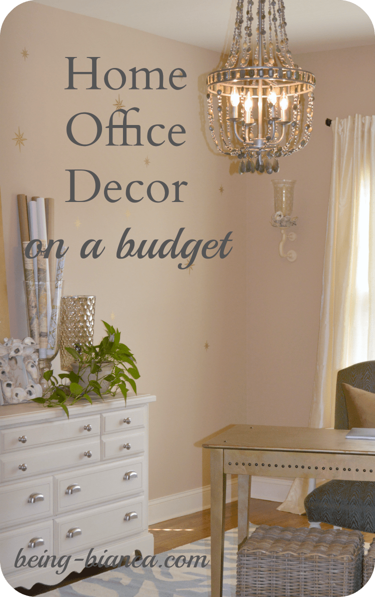 Best Home Office Decor On A Budget Great Diy Ideas For An This Month