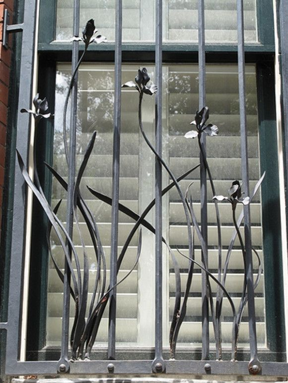 Best Decorative Indoor Window Bars Wrought Iron Pinterest This Month