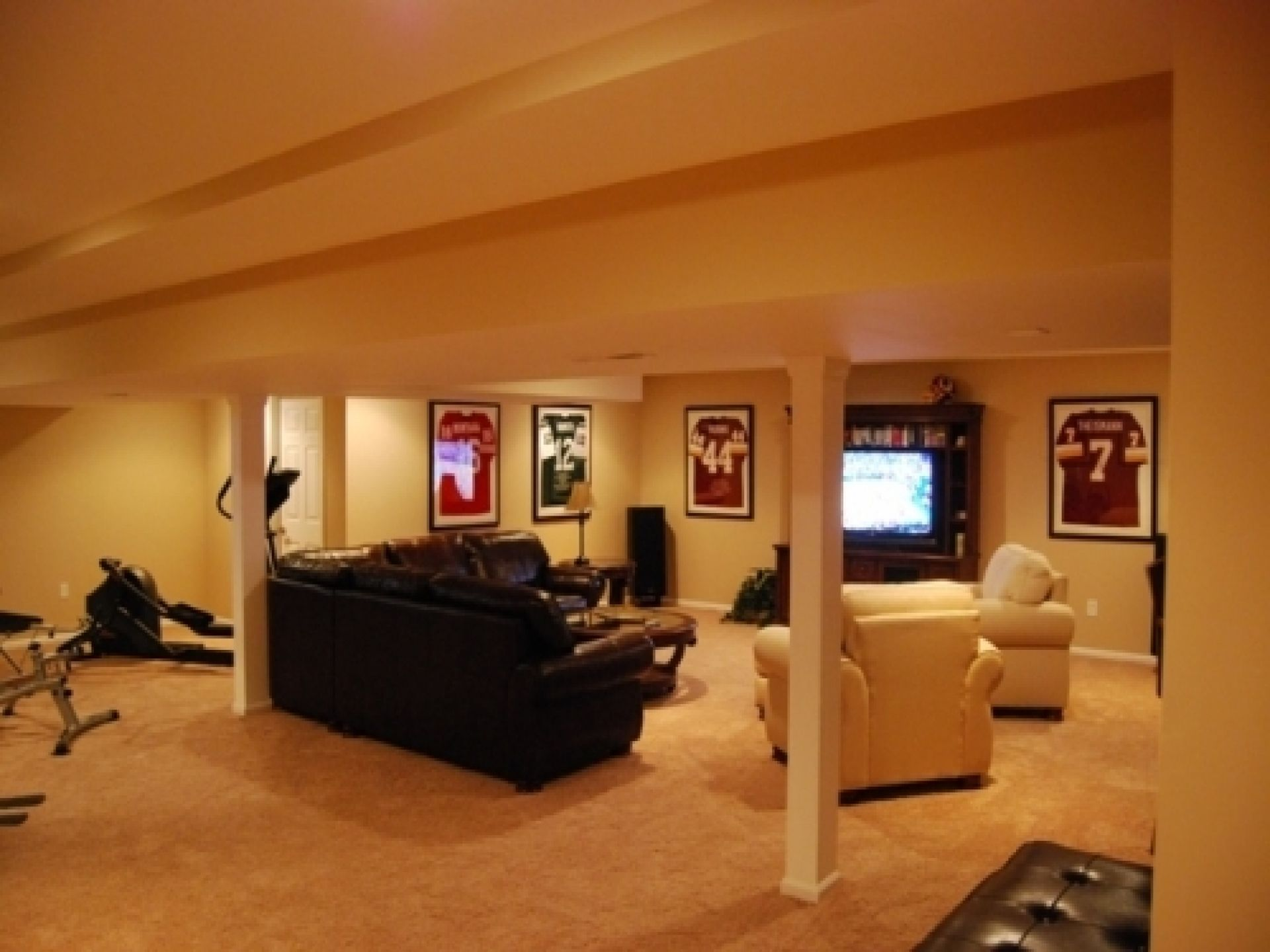Best Basement Ideas On A Budget Smalltowndjs Com Morgan This Month