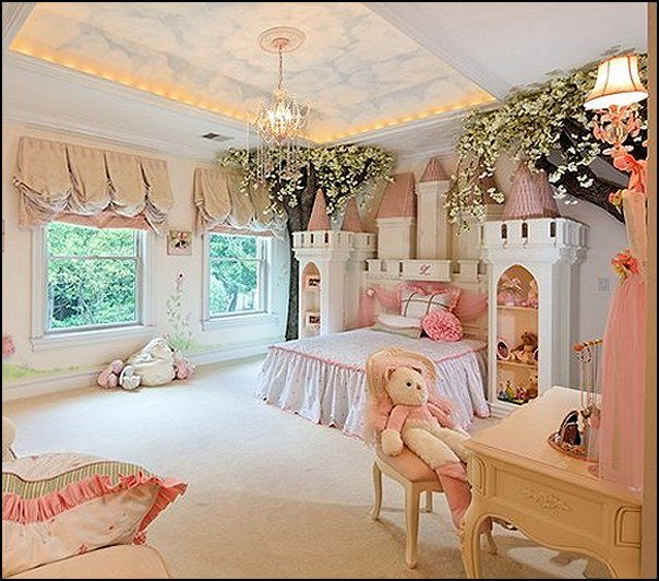 Best Princess Bedroom Decorations On Pinterest Girls Princess This Month