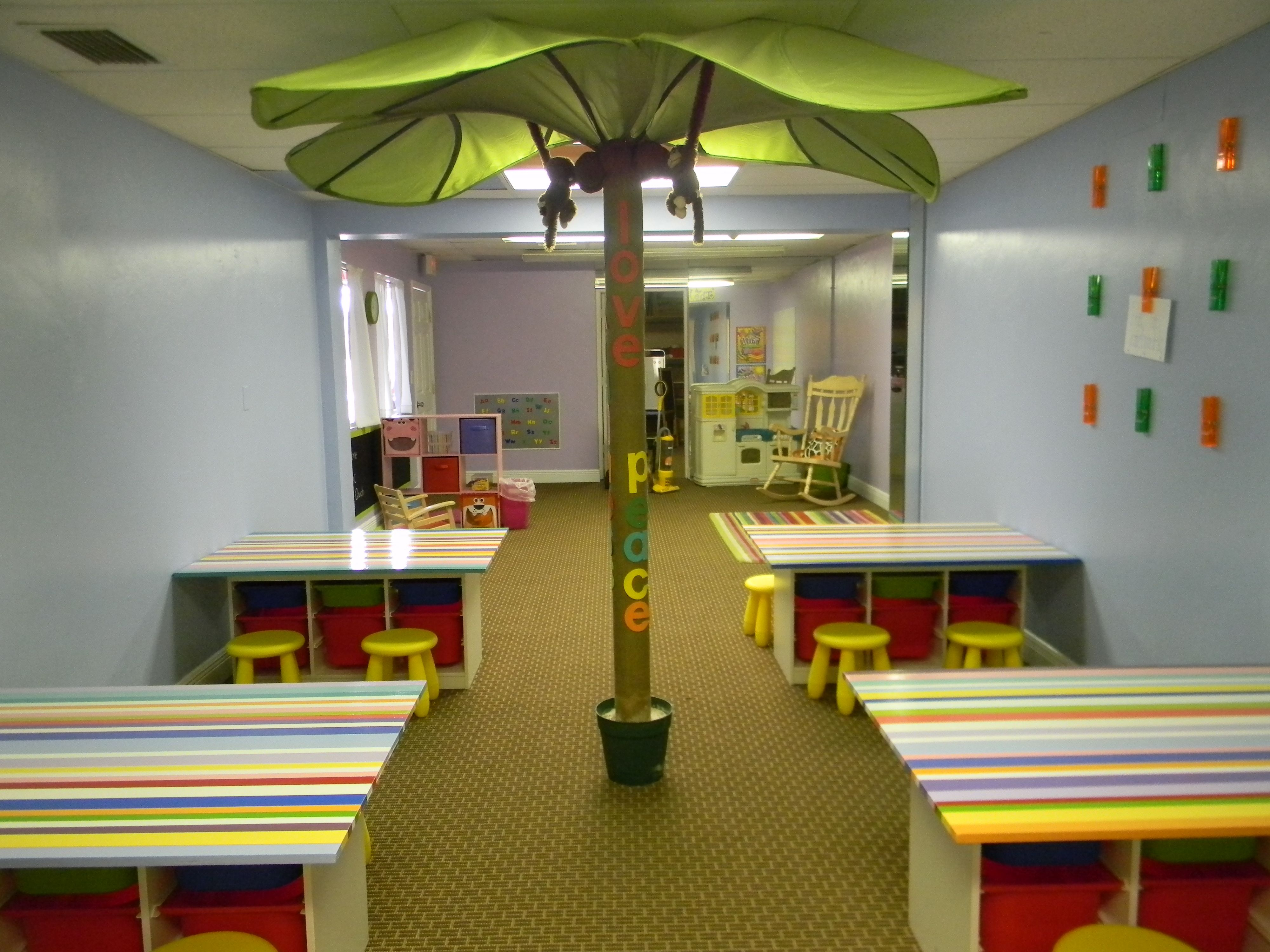 Best Children S Church Makeover On A Budget Classroom Dyi This Month