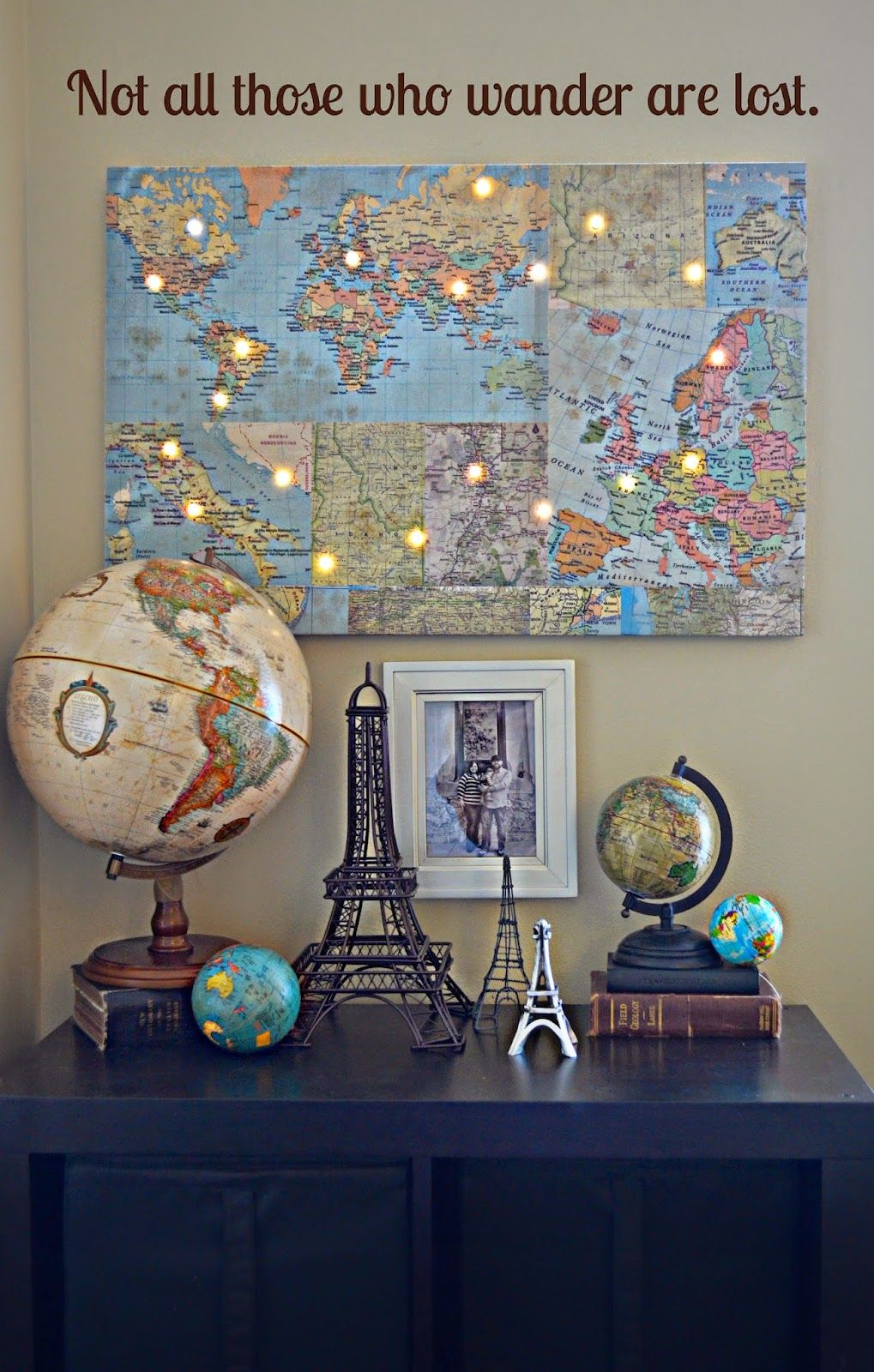 Best Travel Wall On Pinterest Travel Gallery Wall Travel This Month