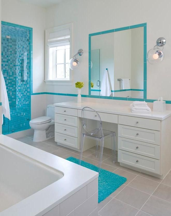 Best 35 Beautiful Bathroom Decorating Ideas Beach Themed This Month