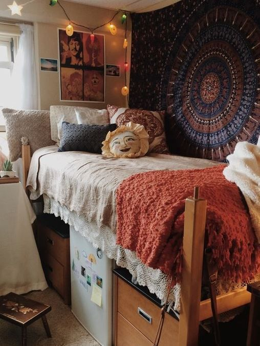 Best 50 Cute Dorm Room Ideas That You Need To Copy Dorm Room This Month