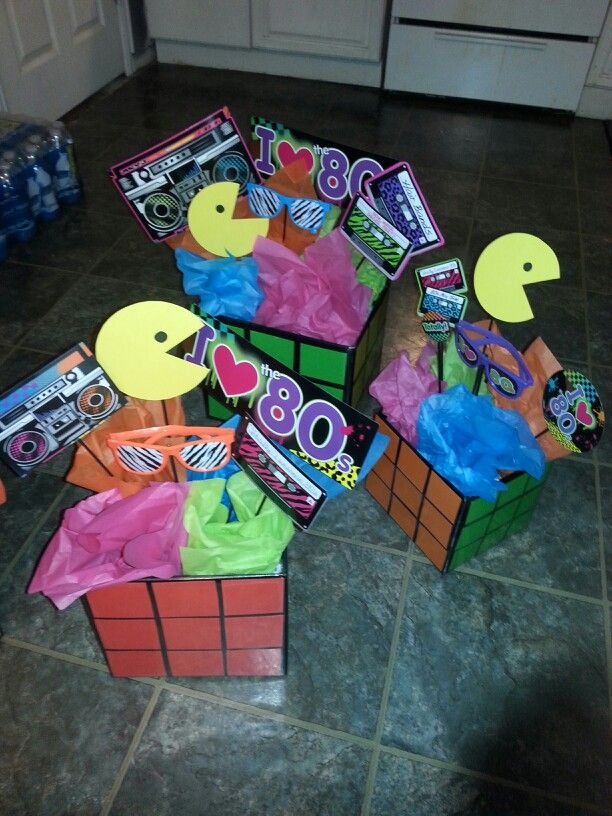 Best 80 S Centerpieces 80 S Party Pinterest 80 S This Month