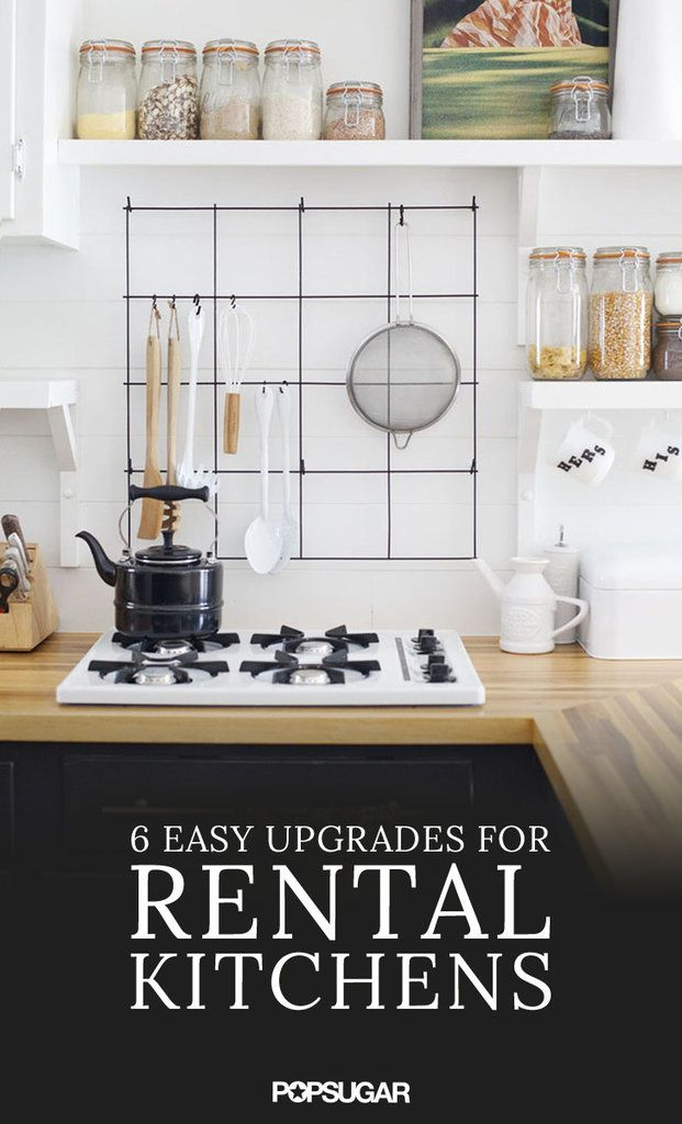 Best 6 Instant Upgrades To Make To Your Rental Kitchen Rental This Month