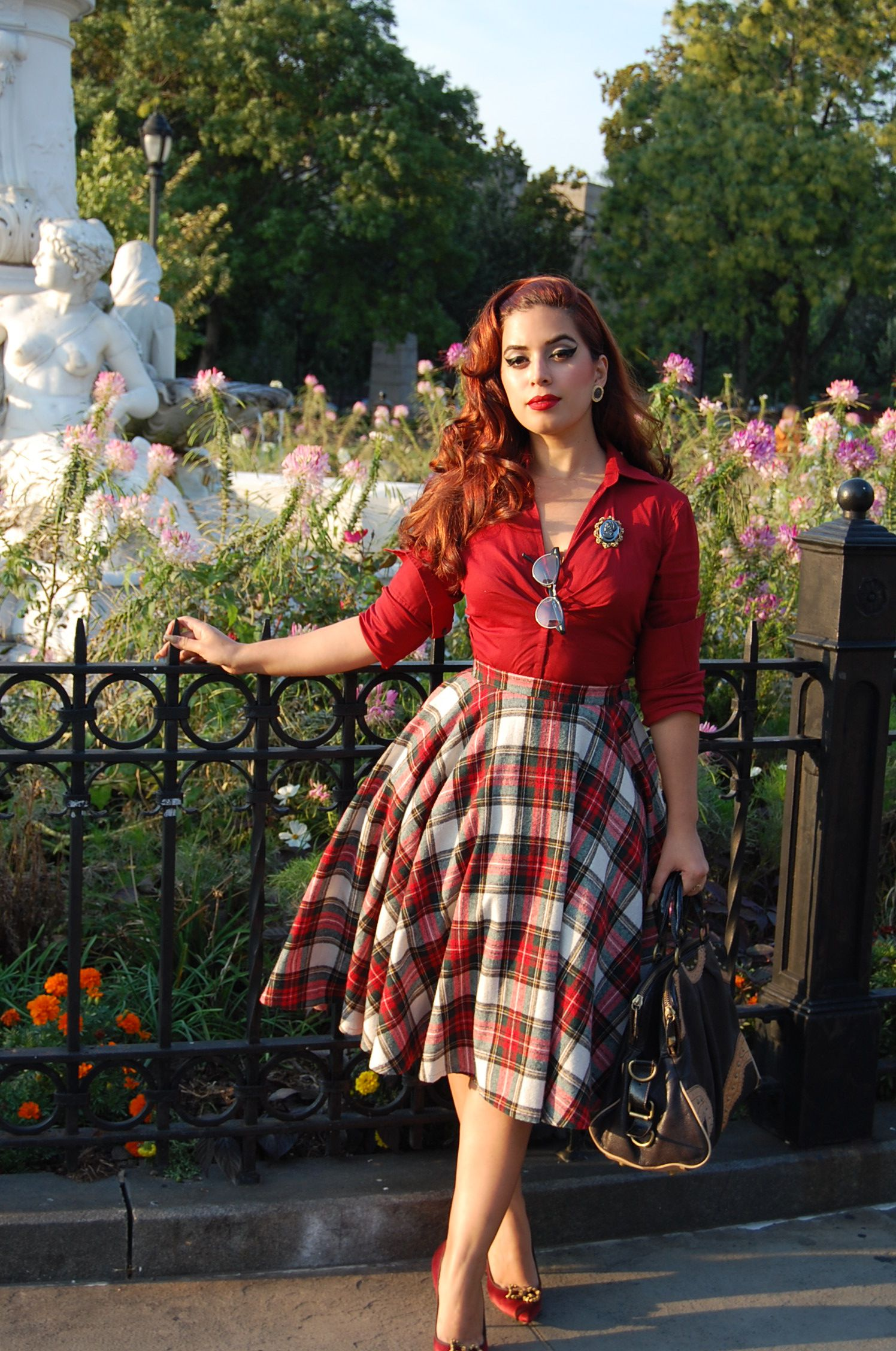 Best Modern 50S Fashion On Pinterest 1950S Inspired Fashion This Month