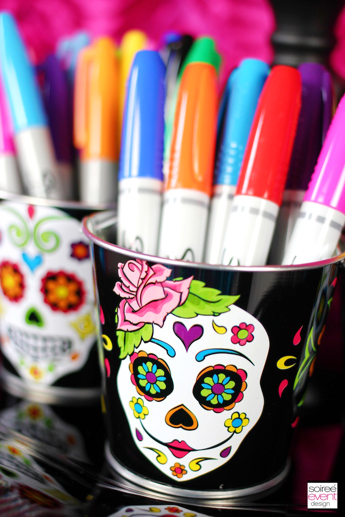 Best Decorate Your Own Day Of The Dead Sugar Skulls Soiree This Month