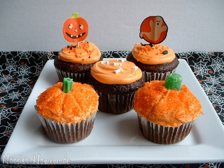Best Easy Fall Cupcake Decorating Ideas Elitflat This Month