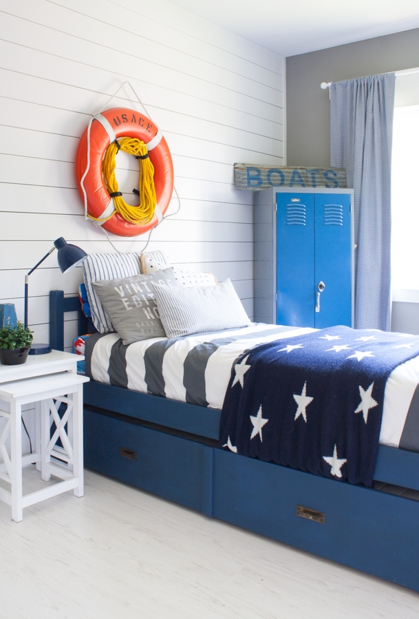 Best Nautical Boy Room The Lilypad Cottage This Month